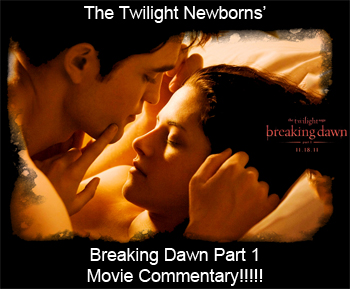 Let's all join Bella and Edward on their honeymoon!